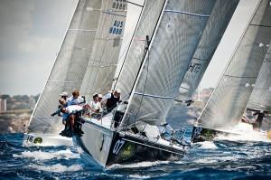 Martin & Lisa Hill's Estate Master Leads the Fleet in 2011 Nationals - Rolex_Kurt Arrigo