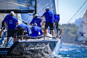2013 Farr 40 Craig Greenhill  SALTWATER IMAGES -4063